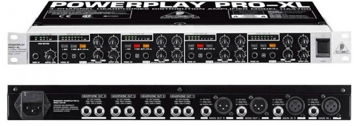 Behringer powerplay ha4000