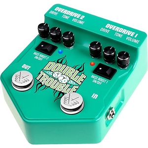 Pedal Visual Sound V 2 DT Double Trouble