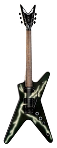 Guitarra Dean Dimebag Black Bolt Floyd BBOLTF ML
