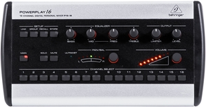 Powerplay Behringer P 16 M Personal