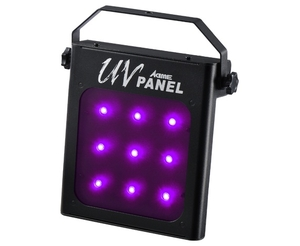 Luz Negra Led Acme UV9N 9X 1W Ultravioleta
