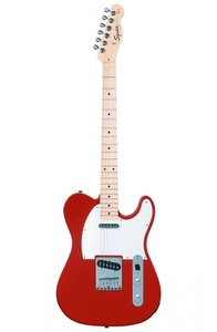 Guitarra Fender Squier 032 1200 509 Standard Telecaster Candy Apple Red
