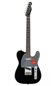 Guitarra Fender Squier 032 1203 506 Black Chrome Telecaster Black