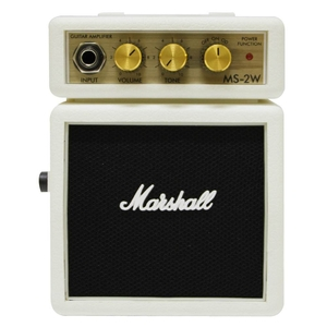 Cubo Guitarra Marshall MS 2 W
