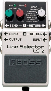 Pedal Boss LS 2 Line Selector