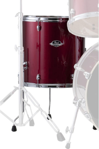Surdo Bateria Pearl Export EXX 1414 F #91 Red Wine