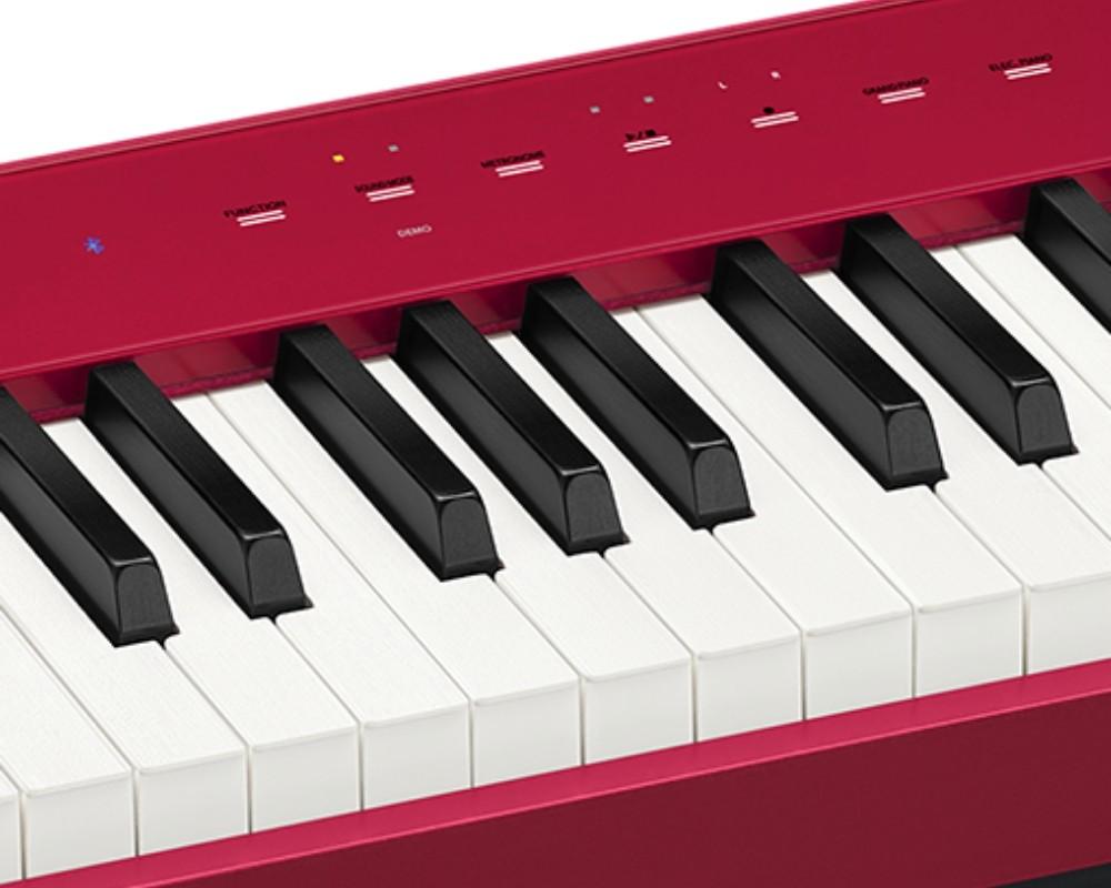Casio S1000 vermelho