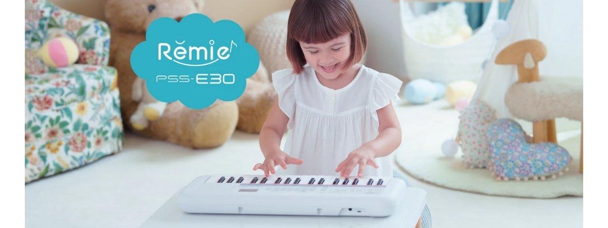 pss e30 teclado