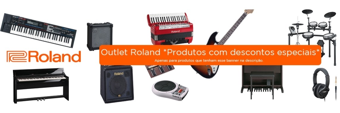 outlet roland