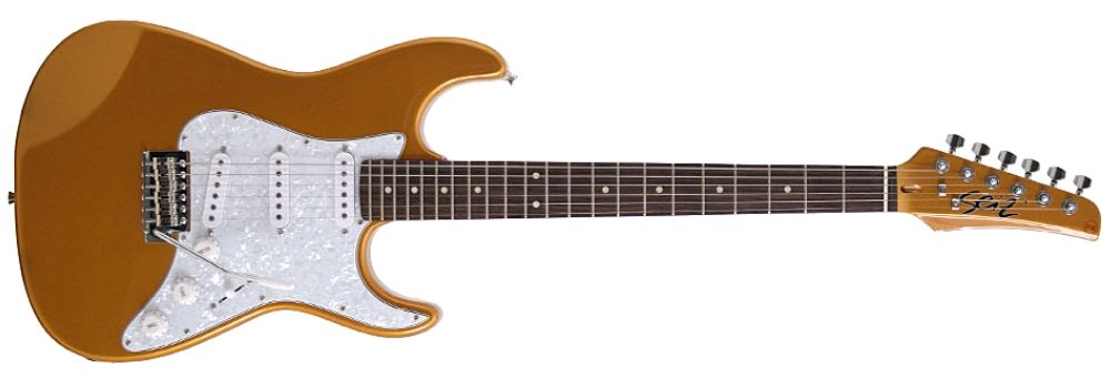 Guitarra Seizi outlet