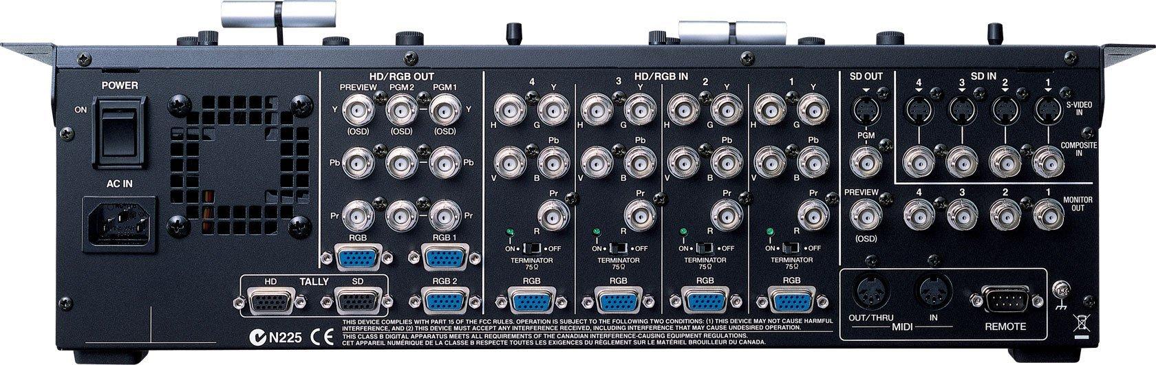 Mesa de Vídeo Roland V-440HD