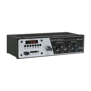 Amplificador Receiver Frahm Slim 1000 Plus