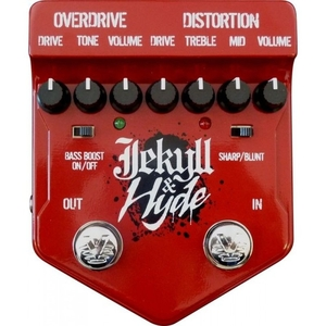 Pedal Visual Sound V 2 JH Jekyll E Hyde