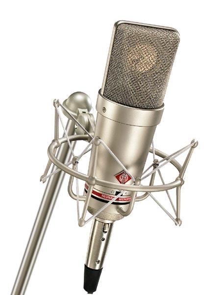 Resultado de imagem para microfone neumann