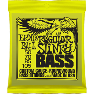 Encordoamento Guitarra Ernie Ball .010 / .046 2221 Super Slinky
