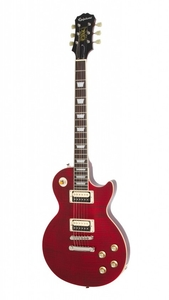 Guitarra Epiphone Les Paul Slash Rosso Corsa Red