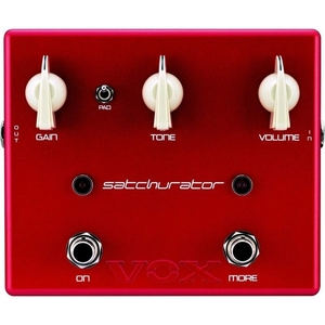 Pedal Vox Joe Satriani JS DS Distortion