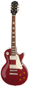 Guitarra Epiphone Les Paul Standard Plus Top Pro Wine Red