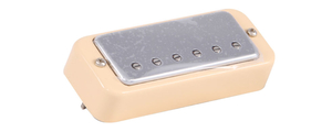 Captador Guitarra Gibson IMMHRCH Mini-Humbucker Braço Cromado