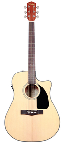 Violão Fender Dreadnought 096 1536 CD 60 CE 221 Natural C/ Case