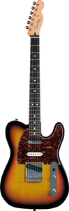 Guitarra Fender 013 5300 Deluxe Nashville Telecaster 332 Brown Sunburst