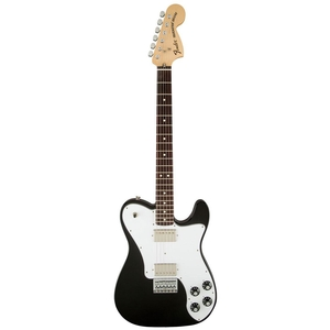 Guitarra Fender 014 2400 Sig Series Chris Shiflett Telecaster 706 Black