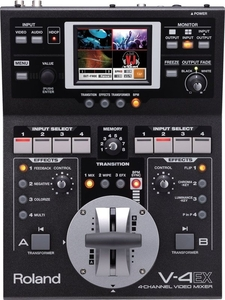 Mixer De Video Roland V 4 EX 4 canais