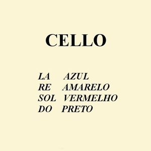 Encordoamento M Calixto Cello Especial