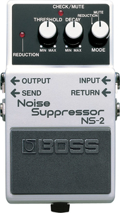 Pedal Boss NS 2 Noise Suppressor