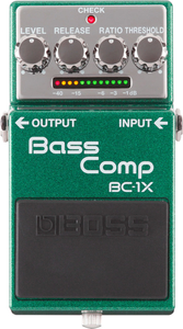 Pedal Boss BC 1 X Bass Compressor