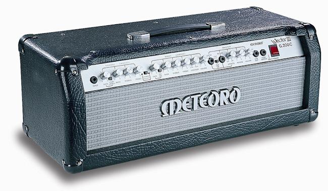 Amplificador Wector Iii 200w Rms Meteoro