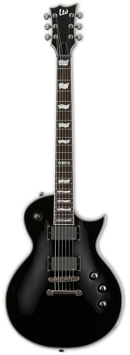 Guitarra Esp Ltd Ec401 Preta