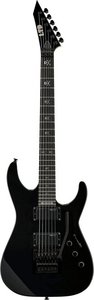 Guitarra ESP LTD KH 202 BLK