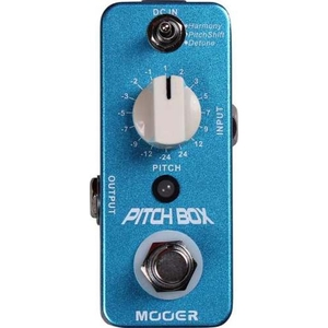 Pedal Mooer Pitch Box Harmony Pitch Shifting