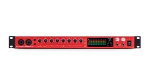 Interface Áudio Focusrite Clarett 8 Pre Thunderbolt