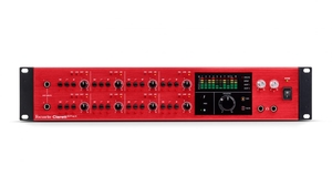 Interface Áudio Focusrite Clarett 8 Pre X Thunderbolt