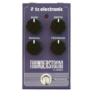 Pedal TC Electronic Thunderstorm Flanger