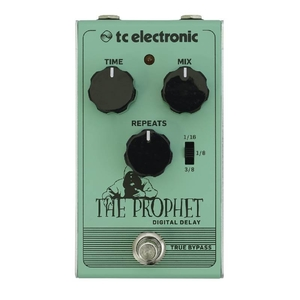 Pedal TC Electronic The Prophet Digital Delay