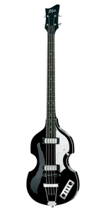 Contrabaixo Hofner HIBB Violin Bass Ignition BK