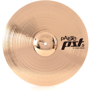 Prato Paiste PST 5 N Rock Crash 16