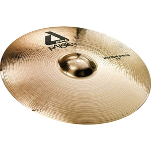 Prato Paiste Alpha Brilliant Medium Crash 16