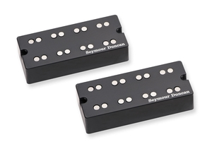 Kit Captador Baixo Seymour Duncan NYC Bass 4 Cordas