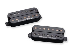 Kit Captador Guitarra Seymour Duncan Black Winter 7 Cordas