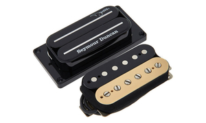 Kit Captador Guitarra Seymour Dimebag Dimebucker Zebra