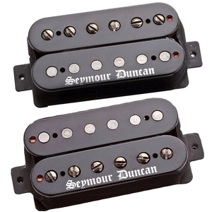 Kit Captador Guitarra Seymour Duncan Black Winter HB Set BLK