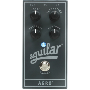Pedal Aguilar Agro Bass Overdrive