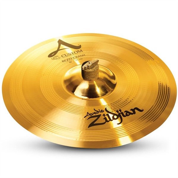 Prato Zildjian A Custom 16 A20836 Rezo Crash