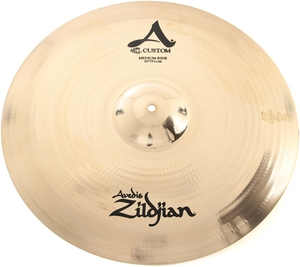 Prato Zildjian A Custom 20 A20519 Medium Ride