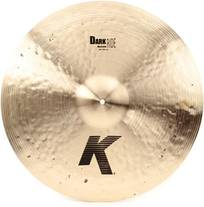 Prato Zildjian K Series 22 K0830 Dark Medium Ride