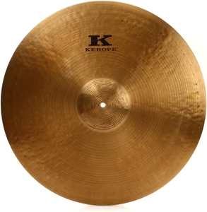 Prato Zildjian Kerope Series 22 KRM22R Medium Crash Ride